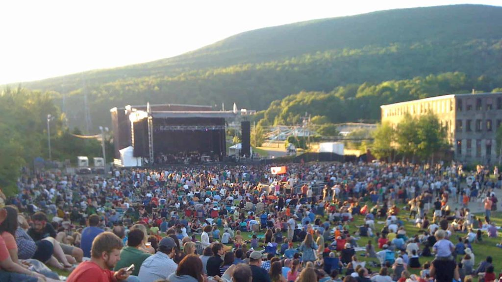 Solid Sound, a music and arts festival curated by Wilco at Mass MoCA in North Adams.