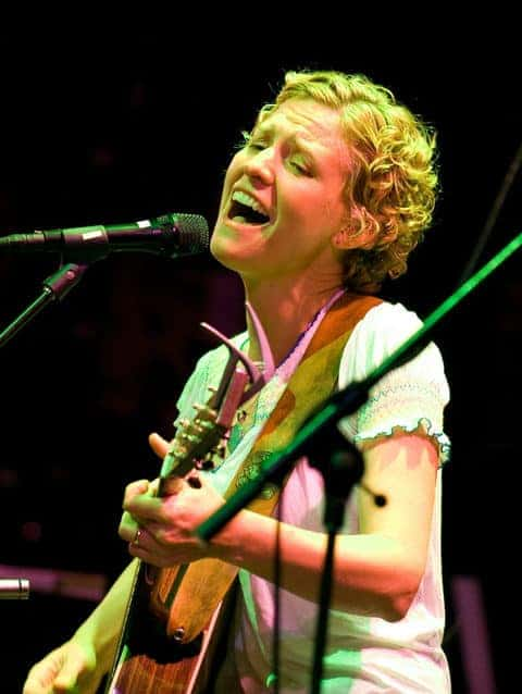 Singer / songwriter Catie Curtis plays the Guthrie Center in Great Barrington.