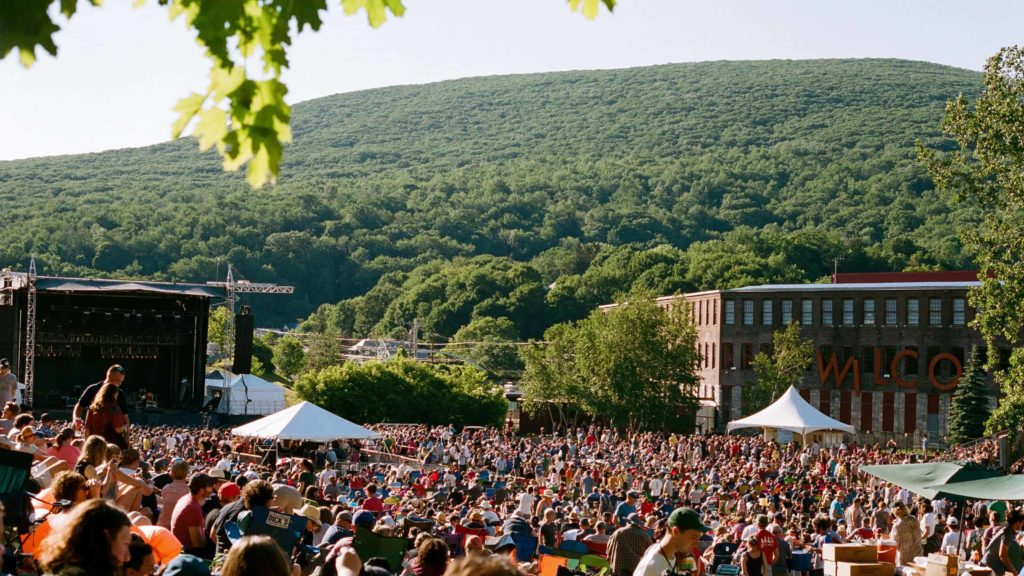 Wilco's Solid Sound festival takes over Mass MoCA and North Adams every two years in June.