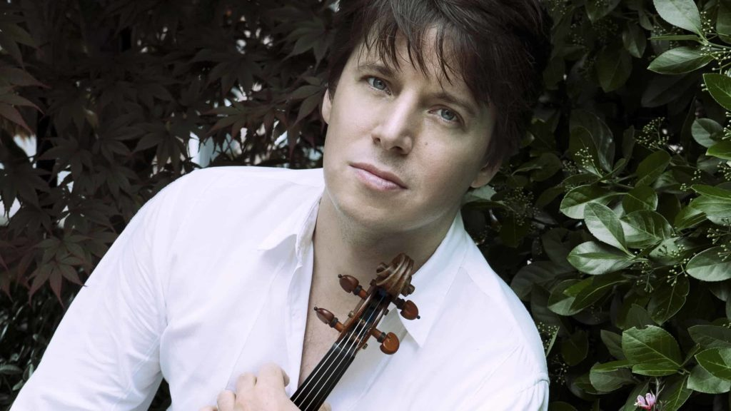 Violinist Joshua Bell will perform at Tanglewood in Lenox. Photo by Lisa Marie Mazzucco.
